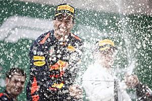Fórmula 1 Noticias La genial victoria de Ricciardo le hizo 'Piloto del día' en China