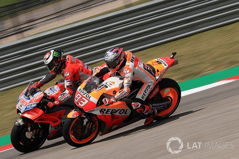 Официально: Лоренсо и Маркес станут напарниками в Honda