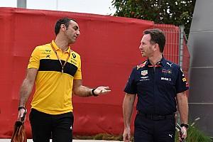 Formel 1 News Horner schmettert Abiteboul-Kritik ab: