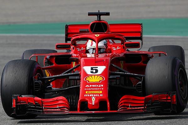 "Vettel ""threw away"" win by pushing too hard - Rosberg"