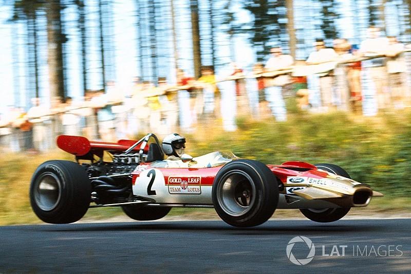 Fünf der Besten: Rainer Schlegelmilch über Legenden der F1