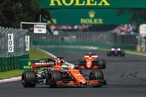 Formula 1 Breaking news Honda: Performa Meksiko