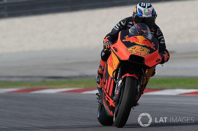 KTM: Pol Espargaro testet in Jerez