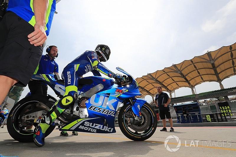 Iannone destaca que Suzuki confirmó su motor para 2018