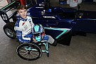 BF3 Billy Monger tes single-seater perdana sejak amputasi kaki