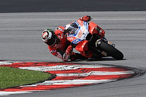 MotoGP Crónica de test Lorenzo y Ducati destrozan el récord de Sepang