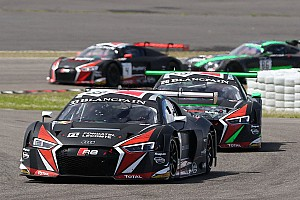 Blancpain Sprint Race report One win and two other podium finishes in Sprint Cup for Team WRT at the Nürburgring