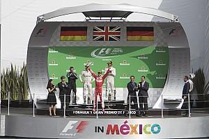 F1 Noticias de última hora Vettel gana el premio a 'Piloto del día' del GP de México