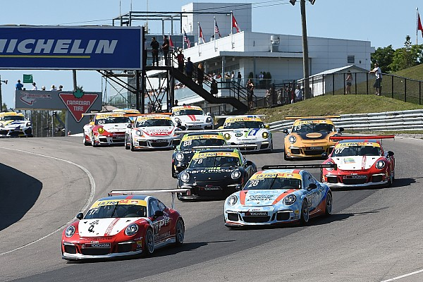 IMSA Others Breaking news Porsche GT3 Cup Challenge Canada unveils 2017 schedule