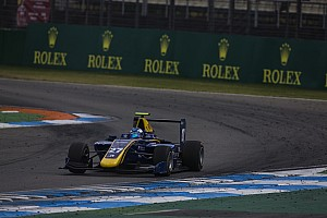 GP3 Race report Hockenheim GP3: Hughes wins, Albon loses points lead after crash