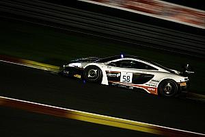 Blancpain Endurance Репортаж з кваліфікації Спа 24: проміжний поул у ван Гісбергена на McLaren