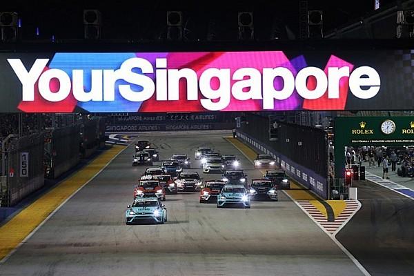 """TCR Сінгапур: """"Леопарди"""" продовжують домінувати впевненим переможним дублем"""