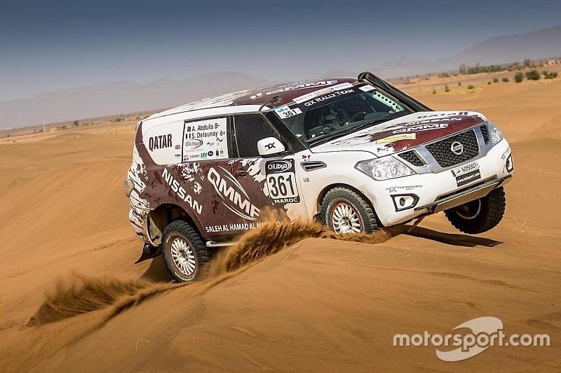 """رالي المغرب: ياسر سعيدان يقتنص صدارة الـ""""تي2"""" في المرحلة الرابعة"""