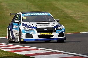 BTCC Breaking news Subaru BMR team boss gives up BTCC drive