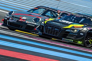 Endurance Qualifying report Drivex Audi R8 LMS Ultra scores narrow pole position at the French Riviera