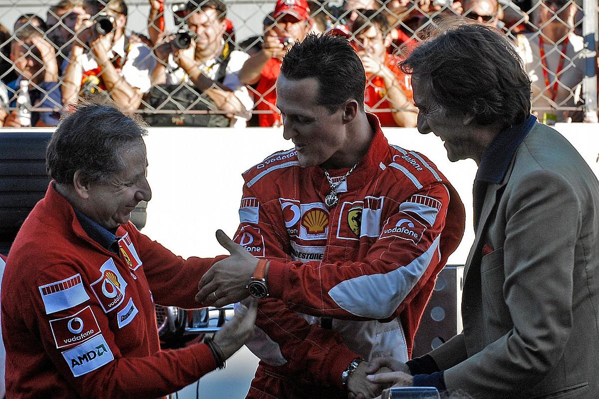 Ді Монтедземоло: Гени Шумахера залишились у Ferrari