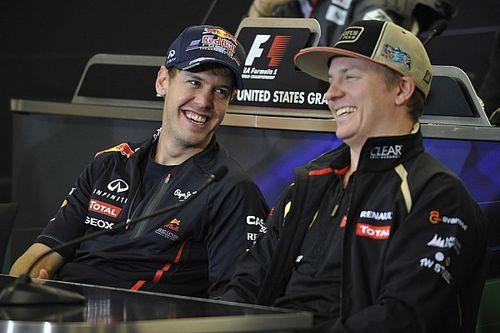 Grosjean elmondta, milyen SMS-t kapott Kimi Räikkönentől, amikor megtudta, hogy a csapattársa lesz