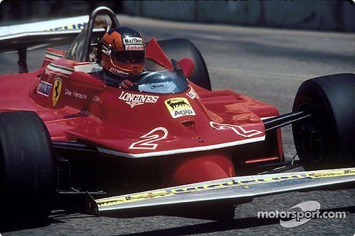 Ma lenne 71 éves Gilles Villeneuve, az F1 történetének egyik legjobbja