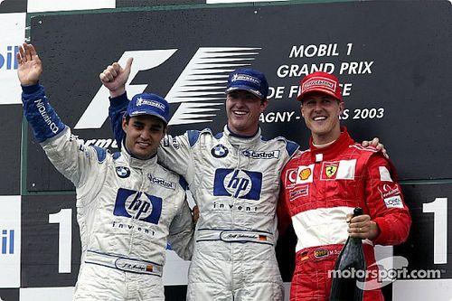 """Ralf Schumacher: """"Sin Michael nunca habría llegado a la F1"""""""
