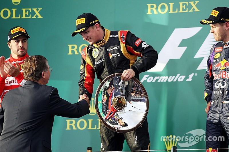 Какой была Формула 1 во время предпоследней победы Райкконена