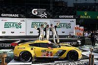 Magnussen'in Daytona 24 Saat galibiyeti aldığı Corvette C7.R açık arttırmaya çıktı