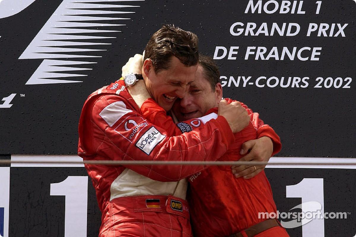Achtergrond: Hoe Schumacher en Todt Ferrari transformeerden