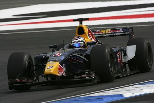 How a fallen Red Bull F1 hope became a Porsche great