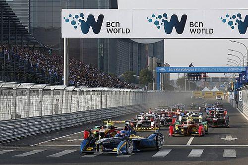 La Formule E a commencé un an plus tôt que prévu