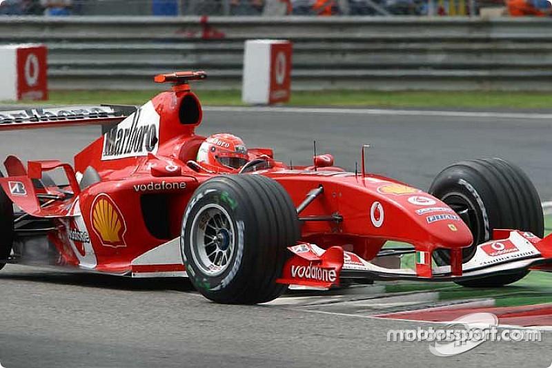 Стелла: Шумахер був найкращим у багатьох речах – Алонсо добрий в усьому