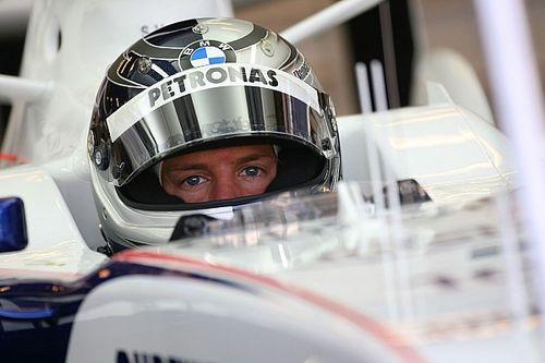 El esperado pero no planeado debut con récord de Vettel en F1