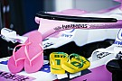 Fórmula 1  Force India anuncia patrocinio de chanclas Havaianas para el Halo