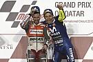 Valentino Rossi: MotoGP-Titel führt 2018 über Andrea Dovizioso