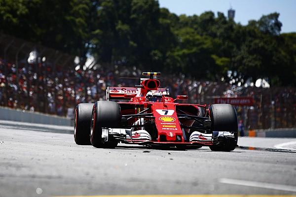 Räikkönenrésiste à Hamilton pour s'offrir le podium