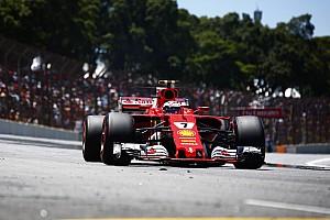 Formule 1 Réactions Räikkönenrésiste à Hamilton pour s'offrir le podium