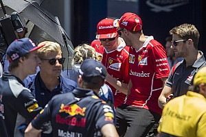 A Williamsé a legfiatalabb, a Ferrarié a legidősebb duó