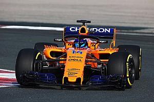 McLaren confirma laranja e inova em pintura para 2018