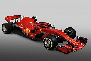 Ferrari reveals its 2018 F1 car, the SF71H