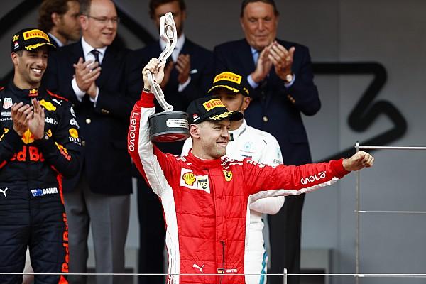 """Fórmula 1 Últimas notícias Vettel elogia: """"Daniel teve respostas o tempo inteiro"""""""