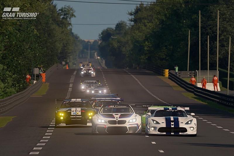 Los FIA GT Championships arrancan en GT Sport