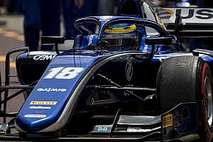 FIA F2 Ultime notizie Mano infortunata per Sette Camara: non correrà la Feature Race di Monaco