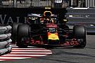 Formula 1 Verstappen: Weekend felt