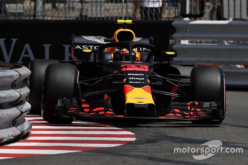 Verstappen: Kazaya kadar her şey çok kolaydı