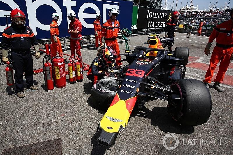 Verstappen to start Monaco GP last
