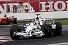 Formule 1 Quand Kubica abordait l'été en leader du championnat
