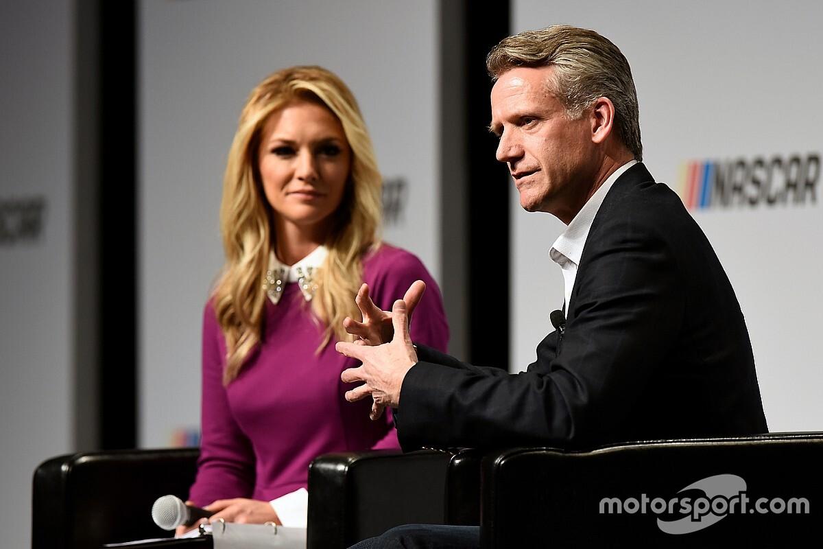 NASCAR tendrá nuevo presidente