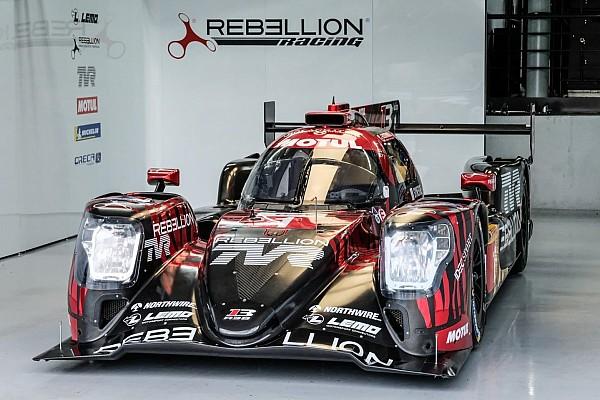 レベリオン、LMP1参戦マシン『R-13』の実車を初公開。英TVRと提携