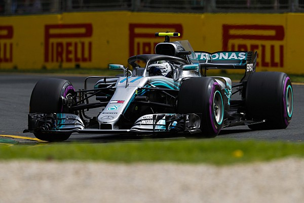 Formule 1 Nieuws Bottas in achterhoede op startgrid door wissel versnellingsbak