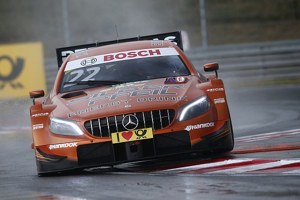 DTM Breaking news Drivers not to blame for Hungary pit chaos, say rivals