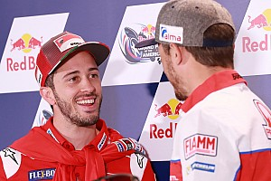MotoGP Preview Dovizioso :