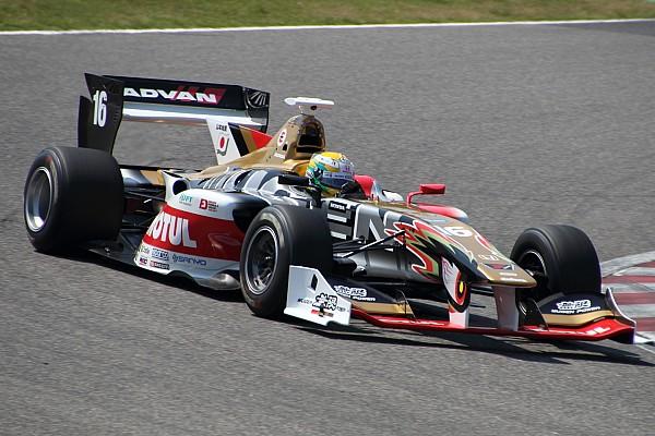 Super Formula Sıralama turları raporu Super Formula Suzuka: Pole Yamamoto'nun